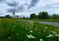 Lødingen Noruega imagenes de archivo