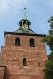 LÃ ¼ neburg教会 图库摄影
