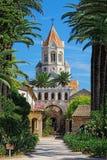 Lérins-Abtei, Frankreich Stockfotos