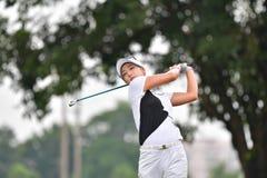 Lä ye Seul av Republiken Korea i mast för PTT Thailand LPGA Royaltyfri Fotografi