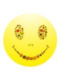 Lächeln 1 Lizenzfreie Stockbilder