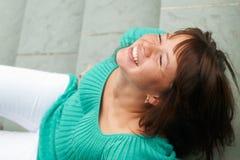 Lächeln Stockfotografie