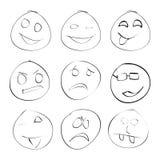 lächeln Vektor Abbildung