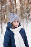 Lächeln des jungen Mädchens Lizenzfreie Stockbilder