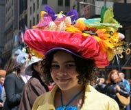 Lächeln des recht jungen Mädchens Lizenzfreie Stockbilder