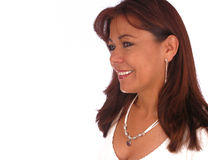 Lächeln erfolgreich Lizenzfreie Stockfotos