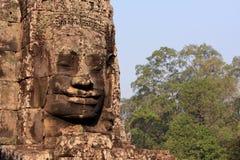 Lächeln von Kambodscha Lizenzfreie Stockbilder