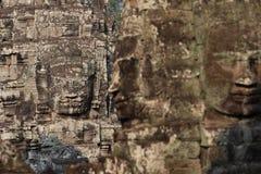 Lächeln von Kambodscha Stockfoto