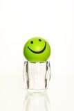 Lächelnball Stockbild