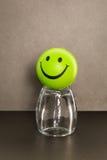 Lächelnball Stockfotografie