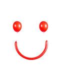 Lächelnballon Lizenzfreies Stockbild