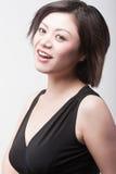 Lächelnde asiatische Schönheit Lizenzfreies Stockfoto
