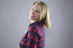 Lächelnde Frau 9 Stockbilder