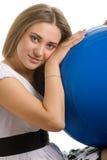 Lächelnde Frauen lizenzfreie stockfotografie