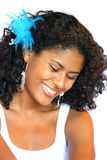 Lächelnde Schönheit stockbilder