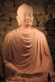 Lächelnder Buddha Lizenzfreie Stockfotos