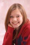 Lächelnder Jugendlicher Lizenzfreie Stockfotos