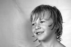 Lächelnder Junge lizenzfreie stockbilder