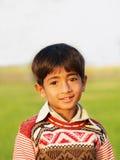 Lächelnder Junge Lizenzfreie Stockfotos