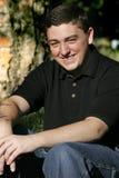 Lächelnder junger Mann #3 Lizenzfreies Stockfoto