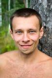 Lächelnder Mann lizenzfreie stockfotografie