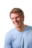 Lächelnder Mann Stockfoto