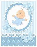 Lächelndes Baby Lizenzfreie Stockbilder
