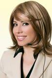 Lächelndes Beratungsstelle-Personal Lizenzfreies Stockfoto