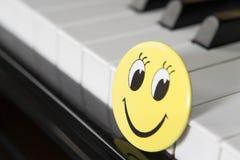Lächelndes Gesicht Stockbild