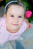 Lächelndes Kind Stockfotografie