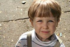 Lächelndes Kind Lizenzfreie Stockbilder