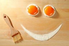 Lächelngesicht. Lizenzfreie Stockbilder