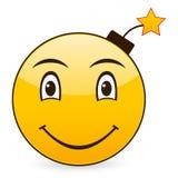 Lächelnikone 15 stock abbildung