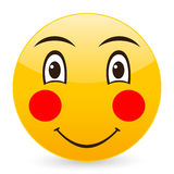Lächelnikone 20 Lizenzfreie Stockbilder