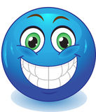 Lächelnlächeln Lizenzfreie Stockfotos