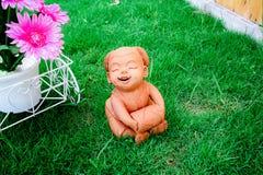 Lächelnpuppe Stockfoto