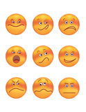 LächelnSie Stockbild