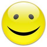 Lächelntaste Vektor Abbildung