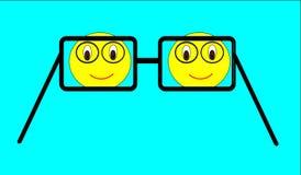 Lächelnvektor Lizenzfreie Stockbilder