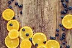 Läcker apelsin Arkivfoton