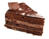läcker cake Arkivbild