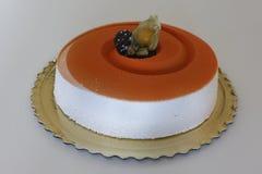 läcker cake royaltyfria bilder