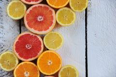 Läcker citrus royaltyfri foto