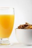 läcker frukost Fotografering för Bildbyråer