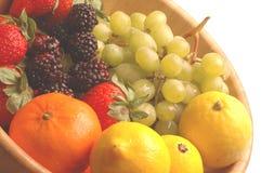 läcker frukt Royaltyfria Bilder