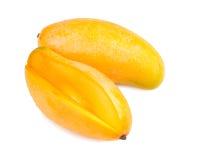 läcker fruktmango Fotografering för Bildbyråer