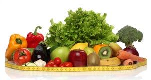 Läcker grupp av sunda grönsaker Royaltyfria Foton