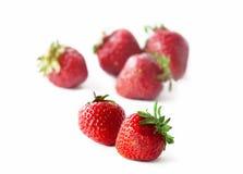 Läcker jordgubbe Royaltyfri Bild