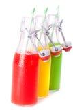 Läcker lemonad i sommar Fotografering för Bildbyråer