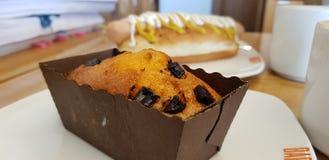 läcker muffin Fotografering för Bildbyråer